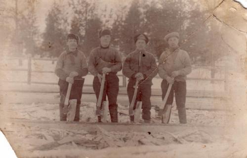 Hirrenveistäjät 1935