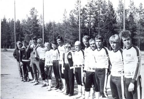 Pattijoen Urheilijoiden pesäpallojoukkue