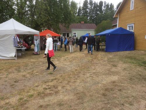 Pattijoki-päivät 2019 Ojalan kotiseutumuseolla.